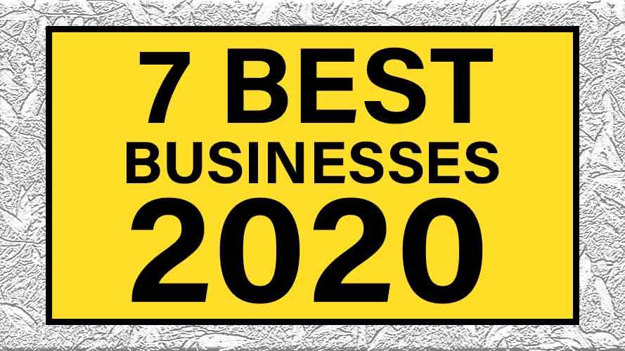 Start In 2020 Profitable Business Ideas