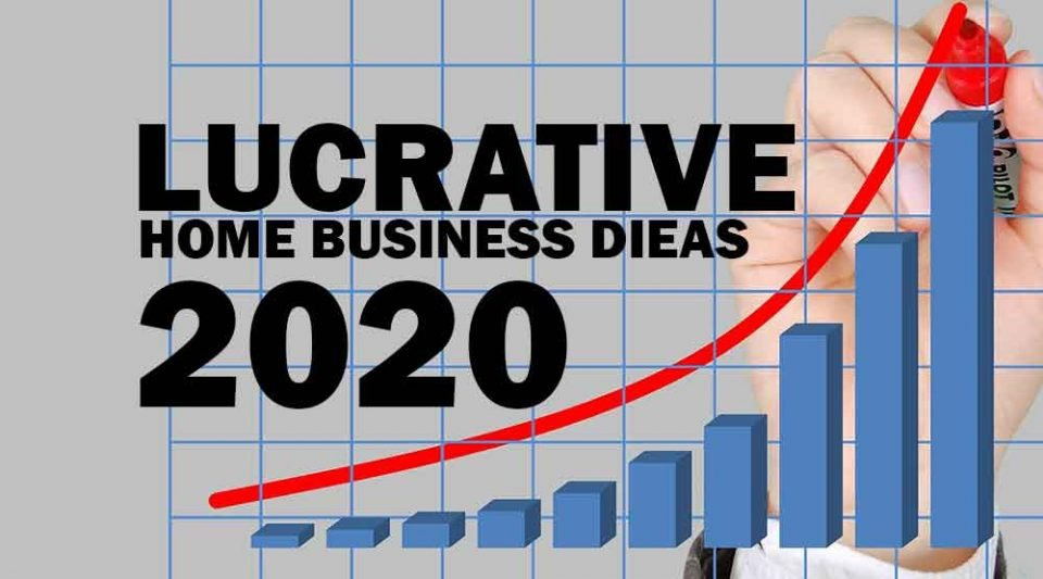 Business Use Of Home 2020.10 Lucrative Home Business Ideas For 2020